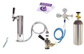 Enlarge Kegco Standard Tower Kegerator Conversion Kit