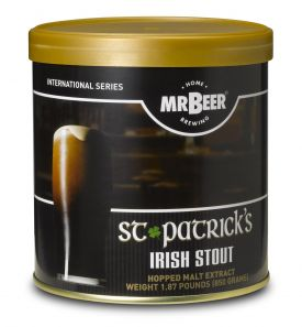 Enlarge Mr Beer St Patrick's Irish Stout Brew Pack