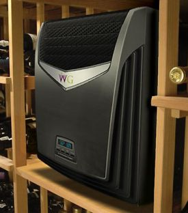 Enlarge Wine Guardian - Through-the-wall 1100 BTUH Air-cooled Wine Cooling Unit