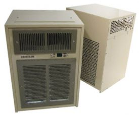 Enlarge Breezaire WKSL 4000 Split System Wine Cooling System - 1000 Cubic Foot
