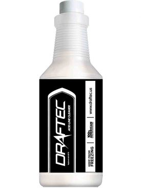 Enlarge Draftec Advanced Acid Line Cleaner 32 oz - Clear