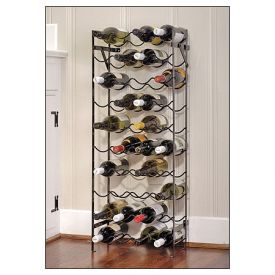 Enlarge Alexander 40 Bottle Cellar Wine Rack