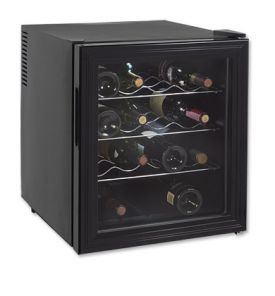 Enlarge Avanti EWC1601B 16 Bottle Wine Cooler Refrigerator
