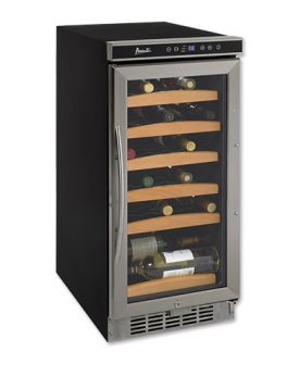 Enlarge Avanti WC1500DSS 30-Bottle Built-in Digital Wine Cooler