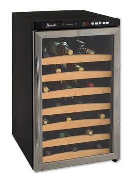 Enlarge Avanti WC400SS 40-Bottle Digital Wine Cooler