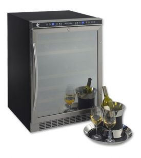 Enlarge Avanti WCR5404DZD Built-In 46-Bottle Dual Zone Wine Cooler