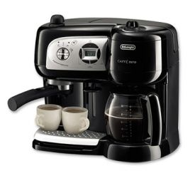 Enlarge DeLonghi BCO264B Caff� Nero Espresso Machine & Coffee Maker