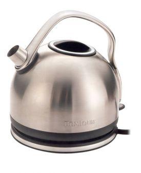 Enlarge BonJour 42380 Renoir 1.5 L Stainless Steel Cordless Tea Kettle