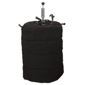 Enlarge Black Canvas Keg Jacket