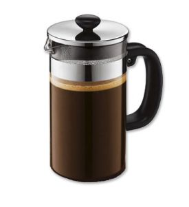 Enlarge Bodum 10358-16US4 SHIN BISTRO 8 Cup Coffee Press, 1 L.