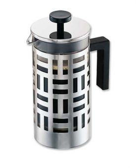 Enlarge Bodum 1298-01 EILEEN 8 Cup French Press, 1 L.