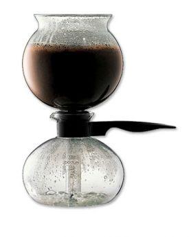 Enlarge Bodum 1208-01 SANTOS Stovetop 8 Cup Vacuum Coffee Maker, 1 L.