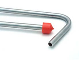 Enlarge Stainless Steel Racking Cane with Tip - 24