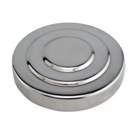 Enlarge C507 Chrome Plated Brass Replacement Tower Cap for 3