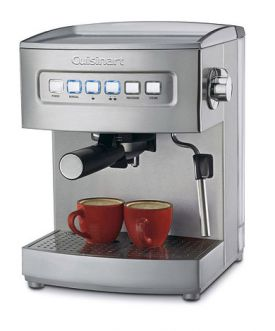 Enlarge Cuisinart EM-200 Programmable Semi-Automatic Espresso Maker