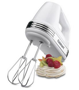 Enlarge Cuisinart HM-70 Power Advantage 7-Speed Hand Mixer