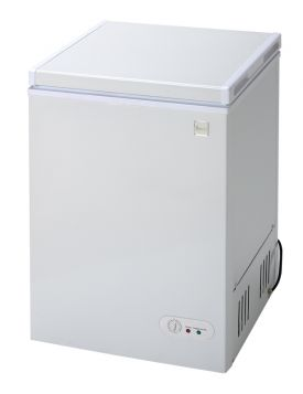 Enlarge Avanti CF1010 - 3.4 Cu. Ft. Chest Freezer - White