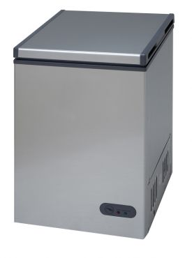 Enlarge Avanti CF1011PS - 3.4 Cu. Ft. Chest Freezer - Platinum Finish
