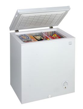 Enlarge Avanti CF1510 - 5.2 Cu. Ft. Chest Freezer - White