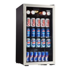 Enlarge Danby DBC120BLS 120 Can Beverage Center