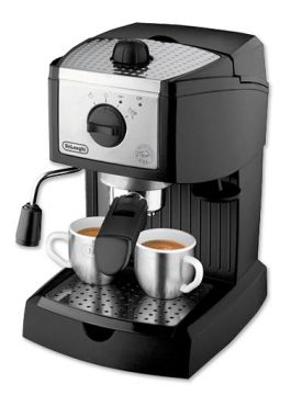 Enlarge Open Box - DeLonghi EC155 Pump Espresso/Cappuccino Maker