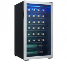 Enlarge Danby DWC93BLSDB 36 Bottle Wine Cooler