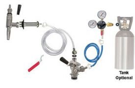 Enlarge Kegco Economy Guinness Beer Draft Kegerator Conversion Kit