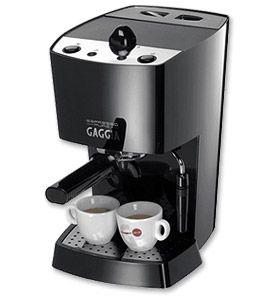 Enlarge Gaggia 12600 Espresso Pure Semi-Automatic Espresso Maker