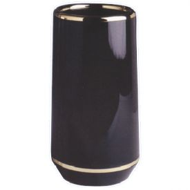 Enlarge Freddo Thermal Wine Cooler - Black w/ Gold Trim