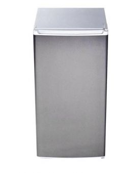 Enlarge Summit FF41ESSS 3.6 cf Refrigerator-Freezer with Stainless Steel Door - White
