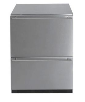 Enlarge Summit SP6DS2D7 Commercial Stainless Steel 2-Drawer Refrigerator