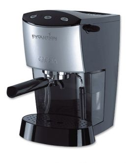 Enlarge Gaggia 16100 Evolution Semi-Automatic Espresso Machine - Black