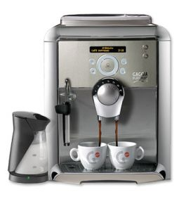Enlarge Gaggia 90900 Platinum Swing Up Super Automatic Espresso Maker