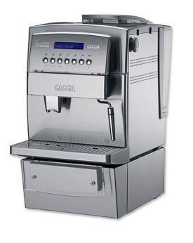 Enlarge Gaggia 90650 Titanium Office Super Automatic Espresso Machine
