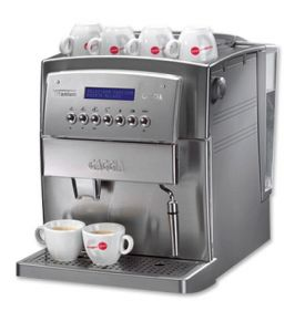 Enlarge Gaggia 90500 Titanium Super Automatic Espresso Machine - Silver