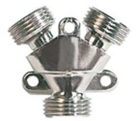 Enlarge FF-020 3 Way Wall Bracket/Splitter