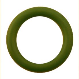 Enlarge Kegco OR-297 Green O-Ring for Ball Lock Tank Plug