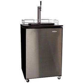 Enlarge Haier HBF05EAVS 6.4 cu. ft. Beer Dispenser - Virtual Steel