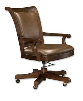 Enlarge Howard Miller 697-012 Ithaca Club Chair