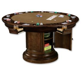 Enlarge Howard Miller 699-012 Ithaca Game Table