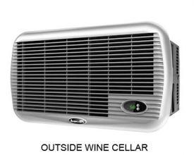 Enlarge Koolspace koolR Magnum AK3 Wine Cellar Cooling Unit - 600 Cu. Ft.