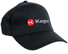 Enlarge Classic Kegco Baseball Cap with Embroidery - Black