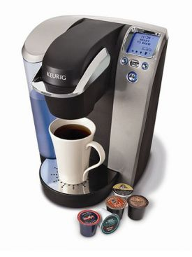 Enlarge Keurig B70 Platinum Home Brewer Coffee Machine