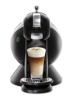 Enlarge Krups KP2100 Nescafe Dolce Gusto Single Cup Coffee Machine - Black