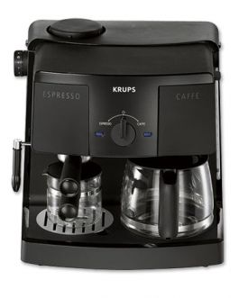 Enlarge Krups XP1500 Combination Coffee & Espresso Machine