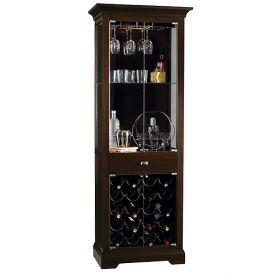 Enlarge Howard Miller 690-004 Metropolis Wine & Spirits Cabinet