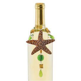 Enlarge Sea Star Wine Bottle Jewelry