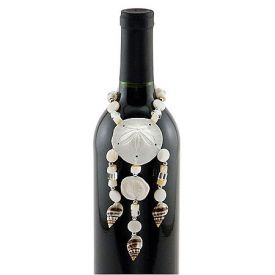 Enlarge Sea Dollar Wine Bottle Jewelry�