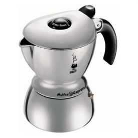 Enlarge Bialetti 06990 Mukka Express 2-Cup Coffee Maker - Polished Aluminum