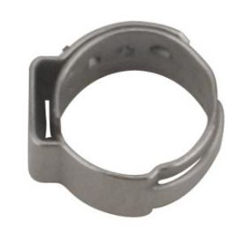 Enlarge Stepless Clamp for 3/16 Inch ID Tubing